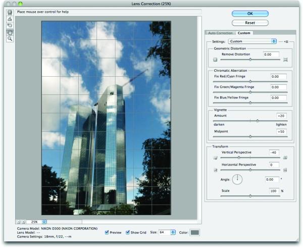 how to fix chromatic aberration in photoshop cs5