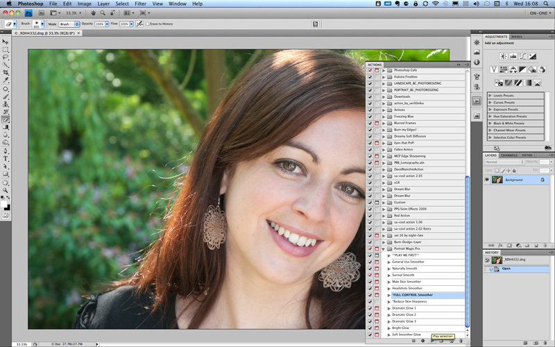 How to install & get adobe photoshop kodak plugins kodak magic.