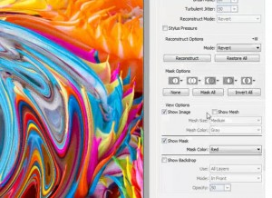 Make a Mesh with Liquify to Speed Your Photoshop Workflow