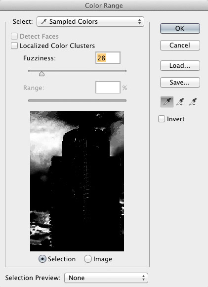 Photoshop Color Range Selections - TipSquirrel