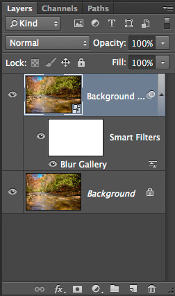 Smart Object Layer - Photoshop CS6