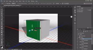3D in Photoshop CS6 - 01 - 3D Basics