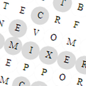 Photoshop Wordsearch