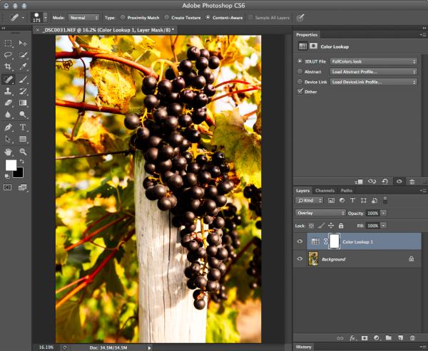 Как сделать цветокоррекцию в фотошопе cs6 289