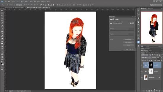 Luminance Masks in Photoshop - Eric Renno