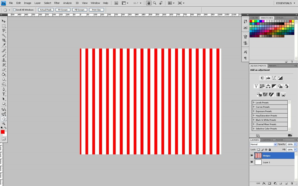 Creating Candy Stripes in Photoshop - Simon Rudd