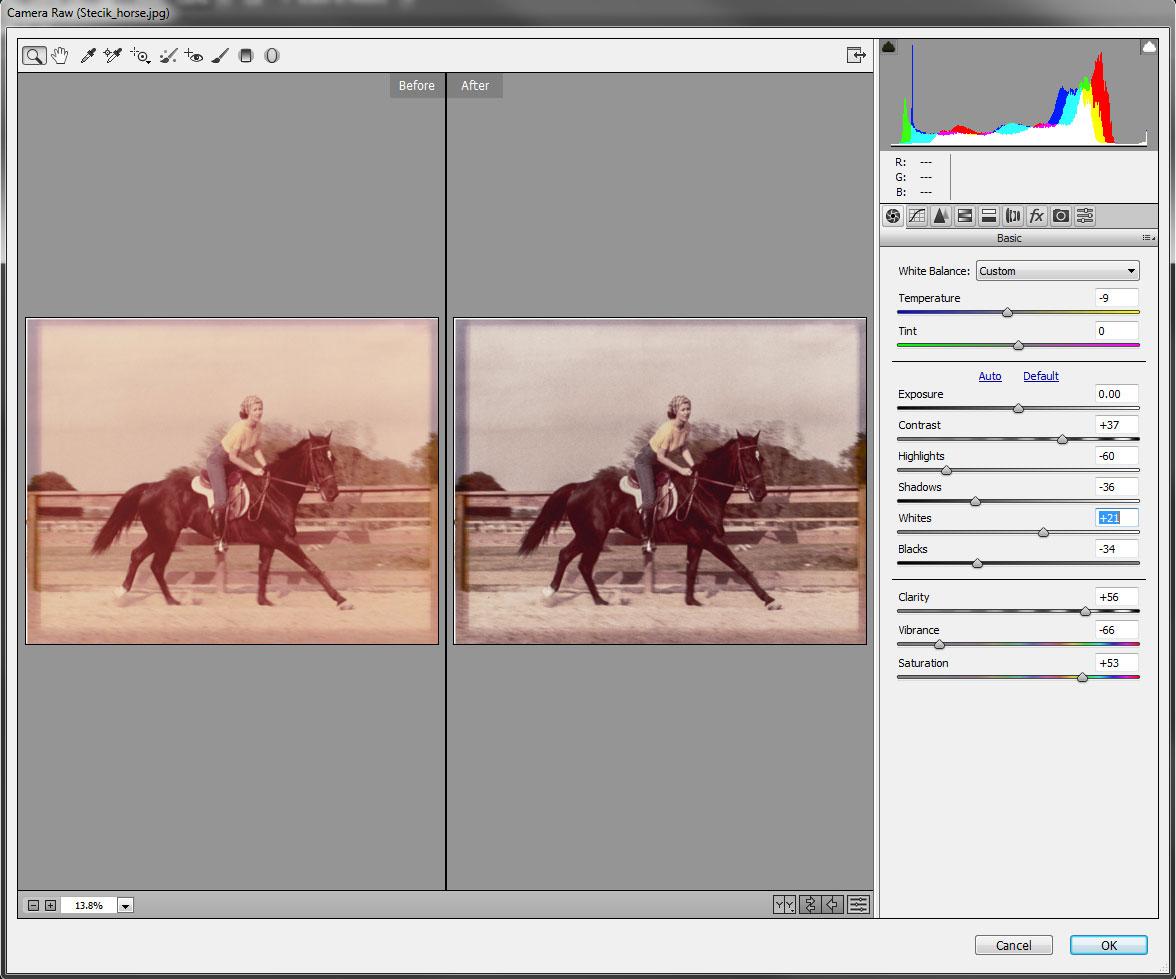 5 Ways: Photoshop Color Correction