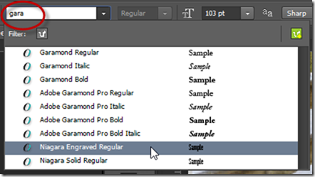 Photoshop CC 2014 Typekit Integration - Mike Hoffman