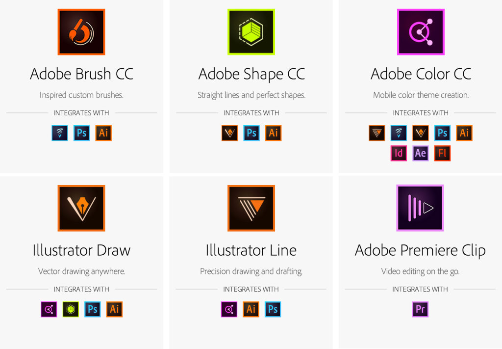 ADOBE-NEW-APPS