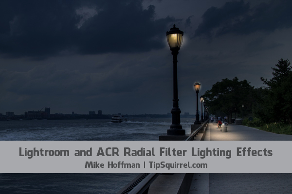 Lightroom Radial