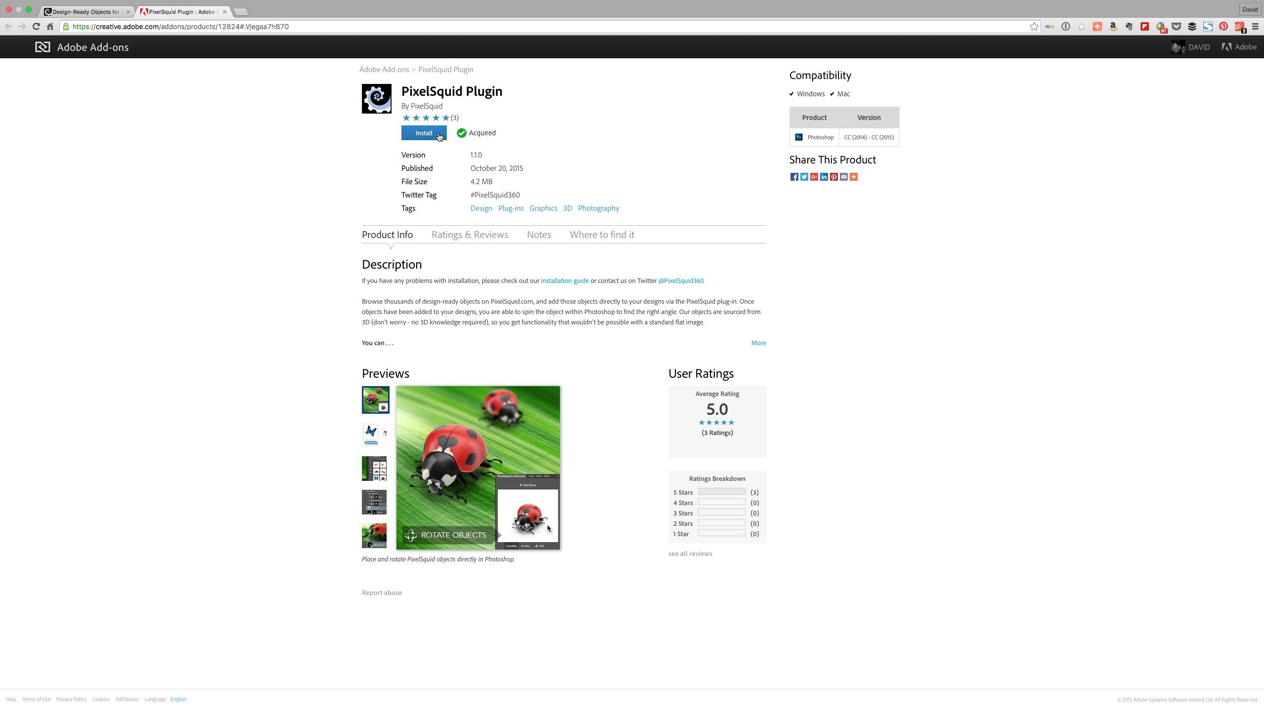 Topaz Labs Photoshop Cs6 Download Pixelssquid Plugin Install