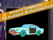Advanced Compositing With The PixelSquid 3D Photoshop Extension
