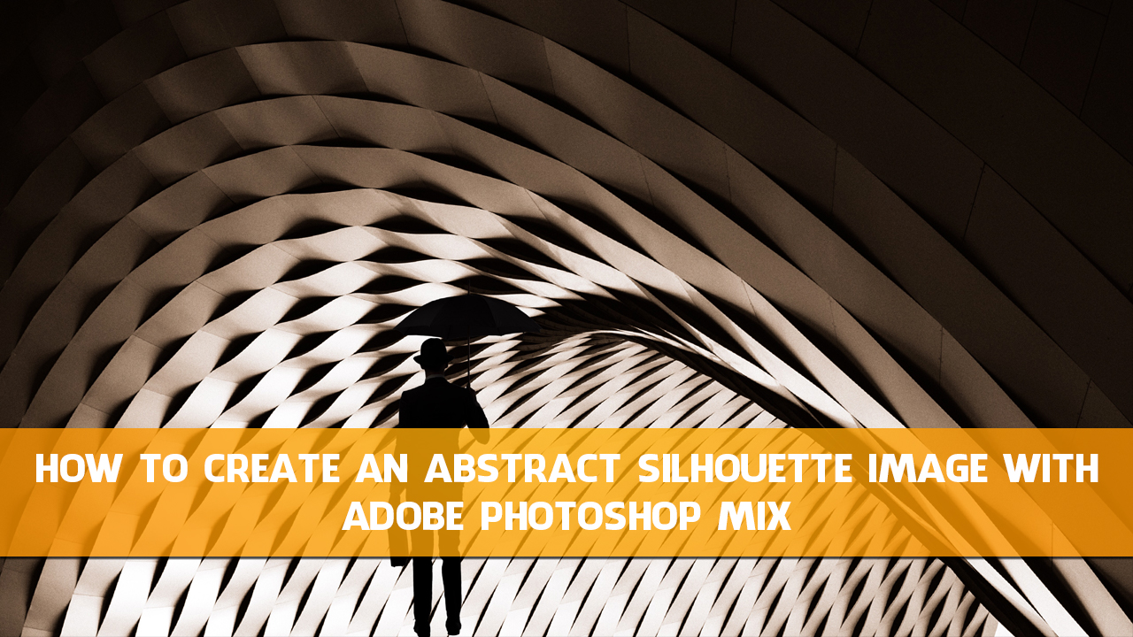 Create an Abstract Silhouette with Photoshop MIx