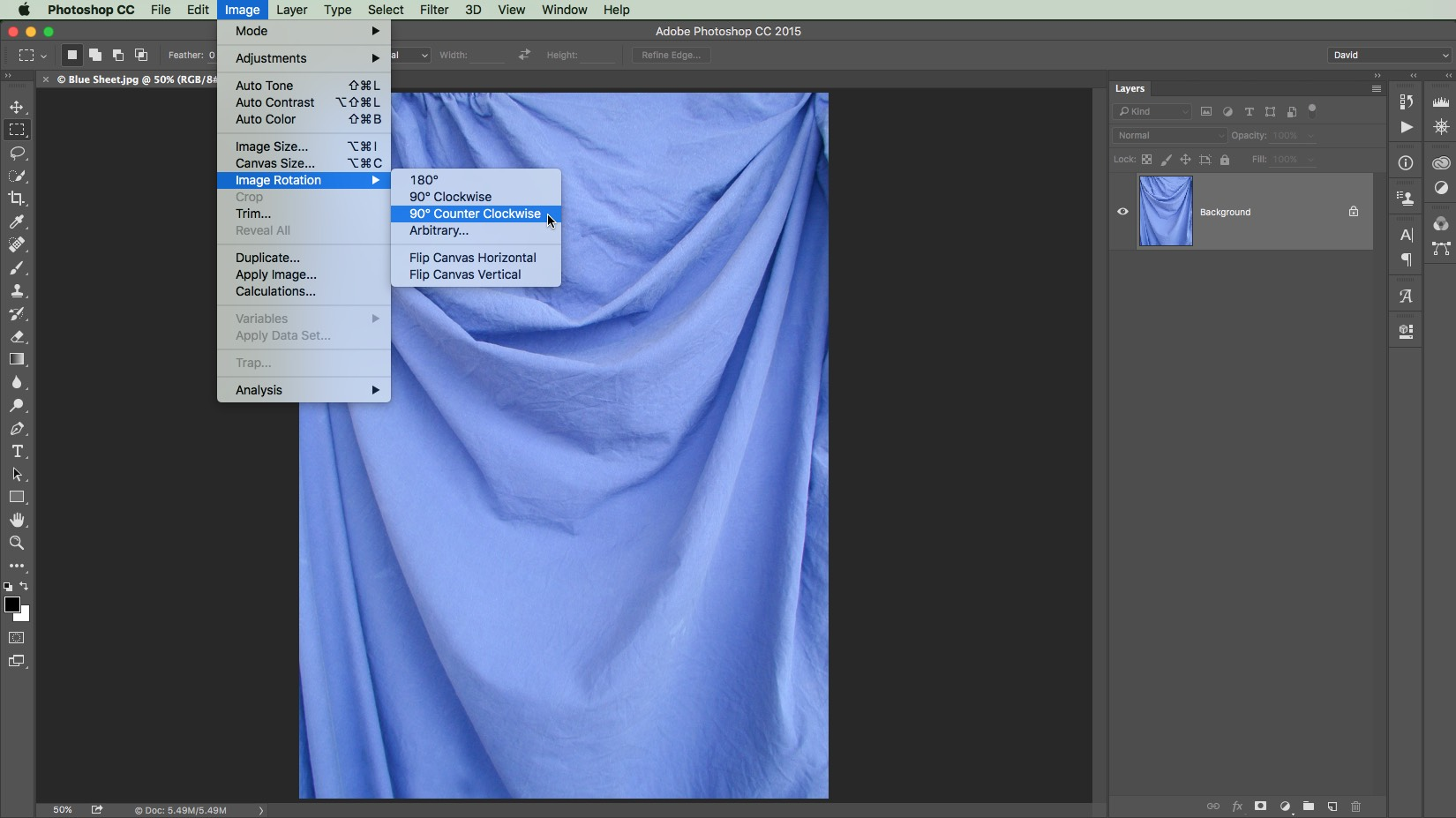 How To Create A Rippling Flag Using The Displace Filter In