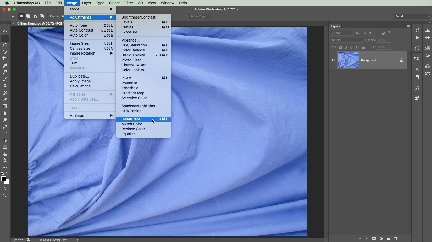 How To Create A Rippling Flag Using The Displace Filter In Adobe