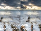 Learn how to enhance sunrise and sunset shots with this amazing Photoshop tutorial.