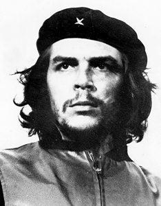 Che Guevara crop by Alberto Korda