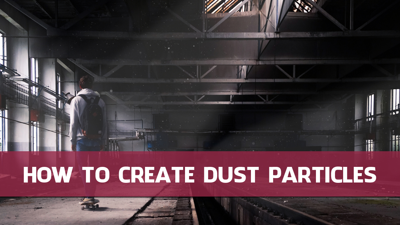 How to Create Dust Particles in Photoshop - TipSquirrel