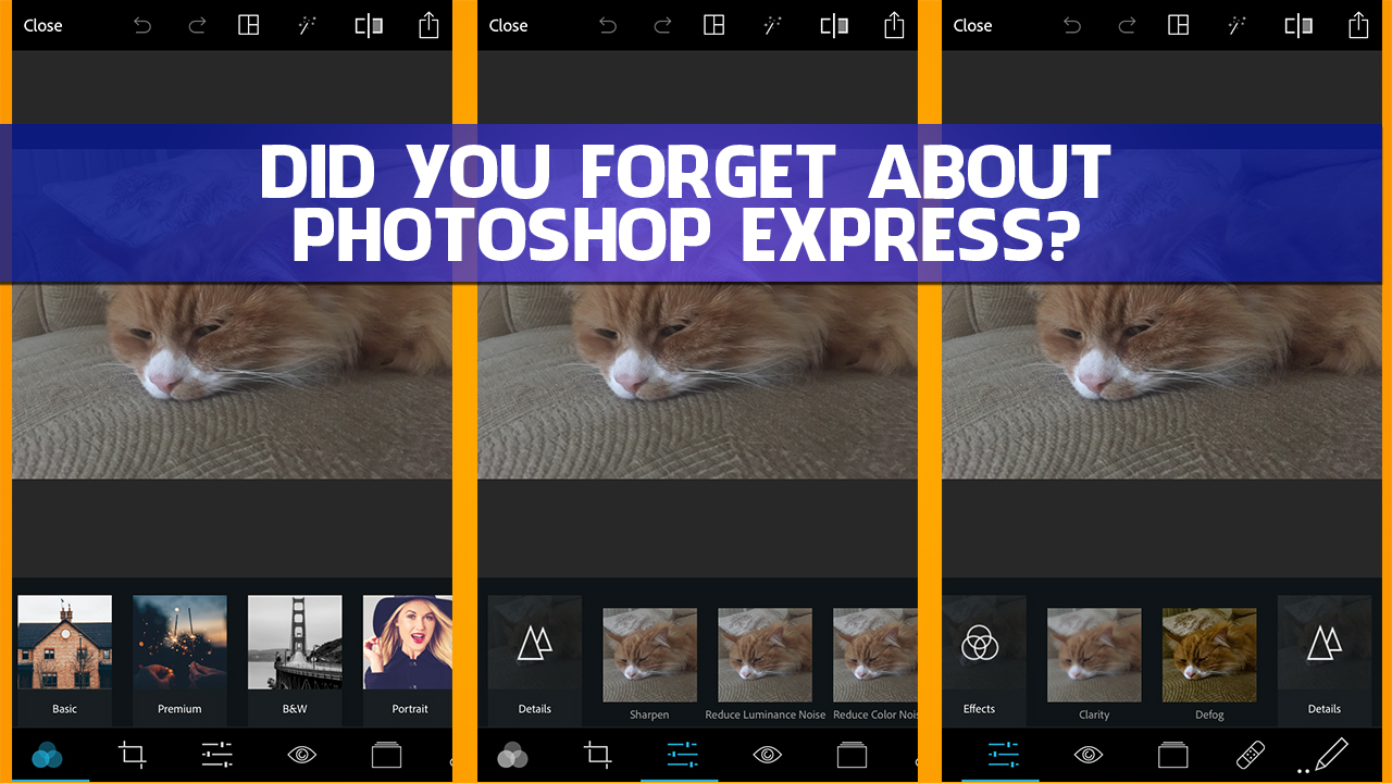 Did You Forget About Photoshop Express - TipSquirrel
