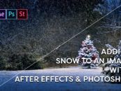 Snow in After Effects cover image