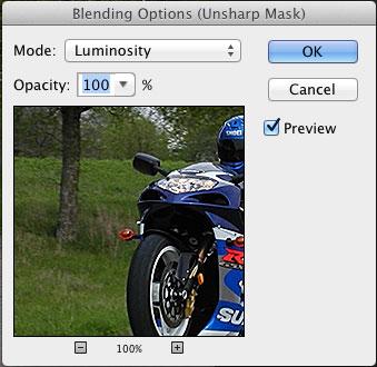 Smart Filters Options Dialogue