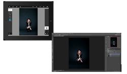 Photoshop Touch with Photoshop CS6 via Adobe Creative Cloud