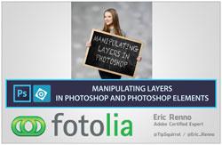 photoshop manipulating layers