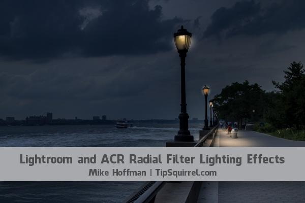 Lightroom Radial