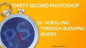 Scroll Blending Modes